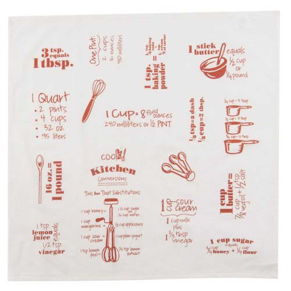Tigerlily Cooks Embroidered Flour Sack Towel Kitchen Towels The Nut House