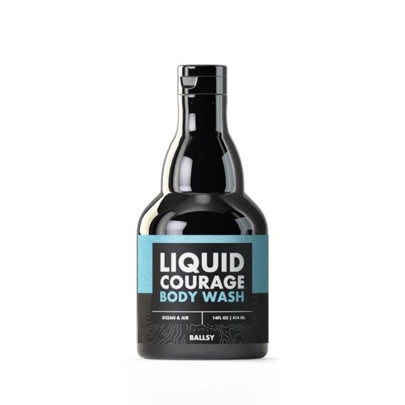 Liquid Courage Shower Beer Body Wash