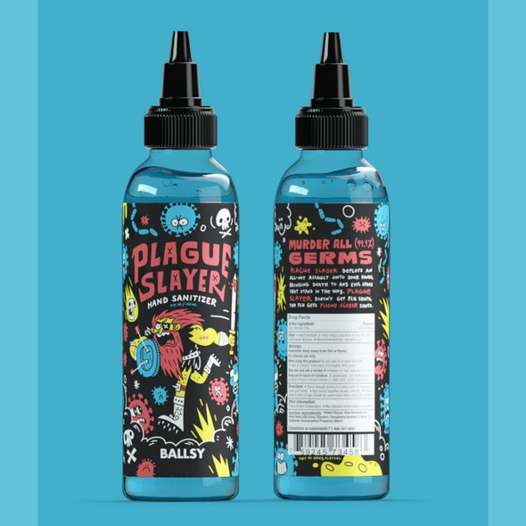 Plague Slayer Hand Sanitizer