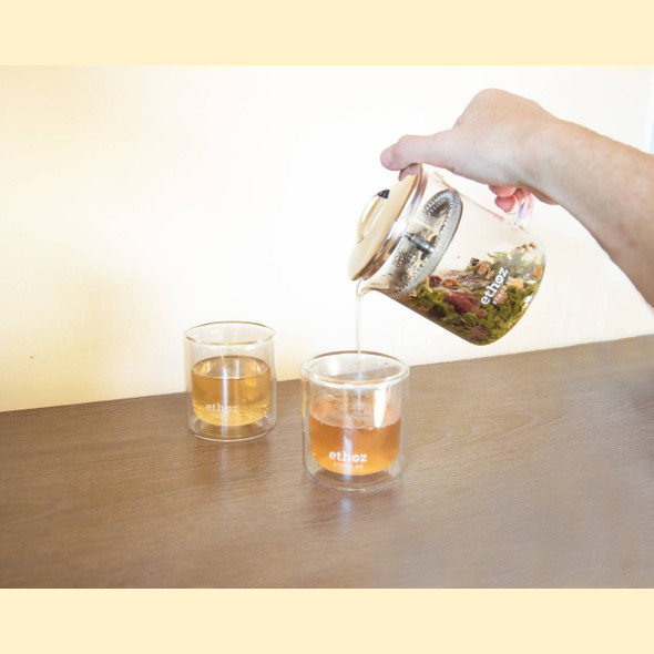 Ethoz Loose Leaf Tea Press