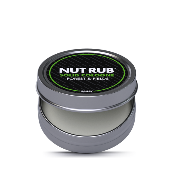 Nut Rub Solid Cologne Lotions & Creams The Nut House