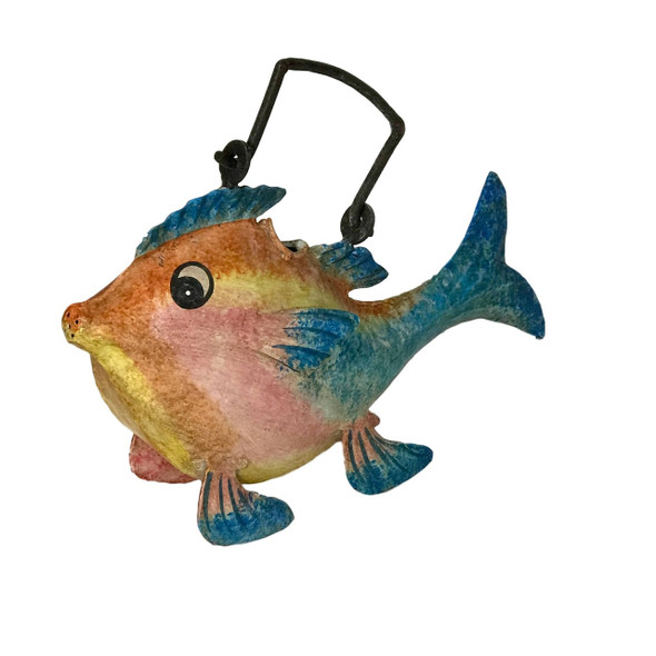 Rainbow Fish Watering Can