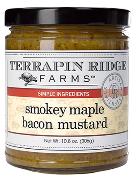 Smokey Maple Bacon Mustard By Terrapin Ridge Farms At The Nut House