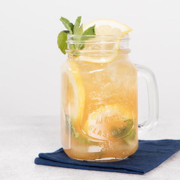 Wild Mint Shrub Botanical Drink Syrup