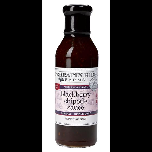 Blackberry Chipotle Sauce by Terrapin Ridge