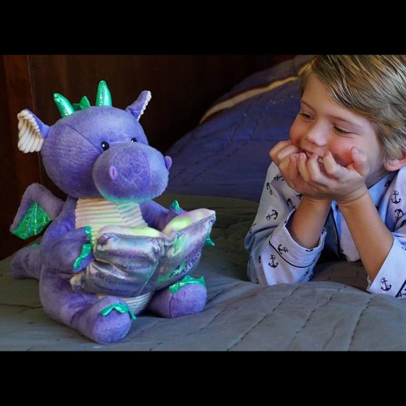 Dalton the Storytelling Dragon