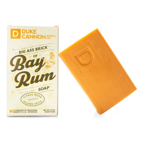 Bay Rum is intended to celebrate this remarkable spirit through the invigorating scent combination of citrus musk, cedarwood, and island spices.