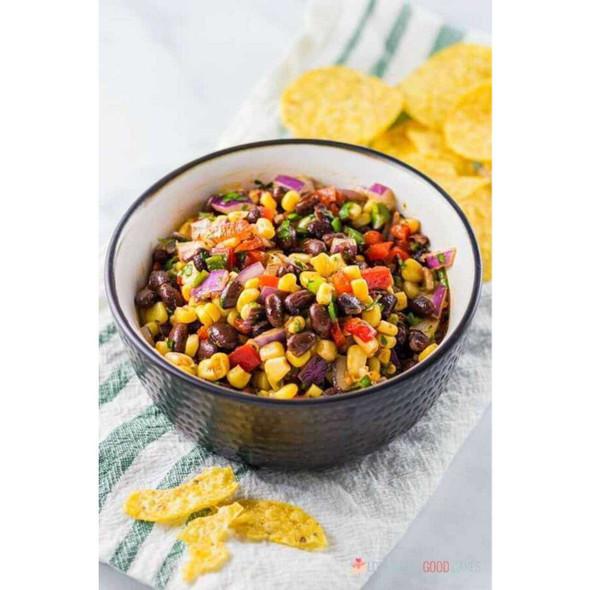Black Bean And Corn Salsa Salsa The Nut House