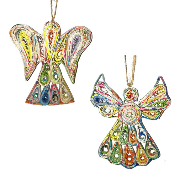 Angel Quillin Ornament