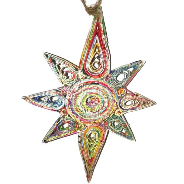 Star Quillin Ornament