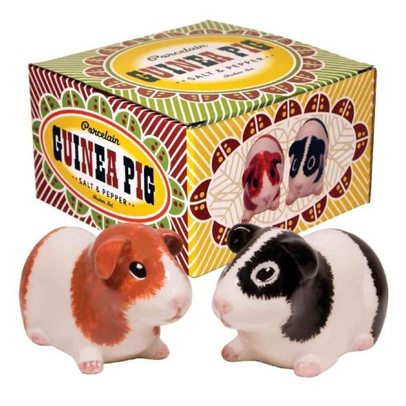 Guinea Pig Salt and Pepper Shaker Set