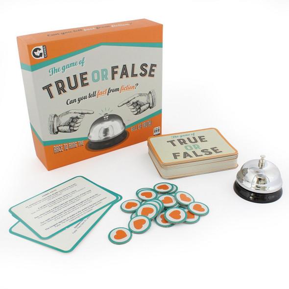 True or False Game