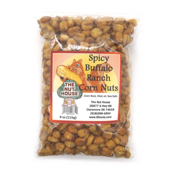 Spicy Buffalo Ranch Corn Nuts 8 oz