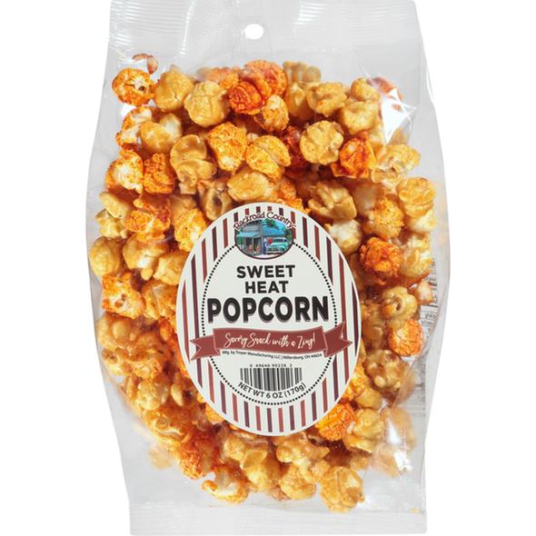 Backroad Country Sweet Heat popcorn 6 oz bag addictive taste