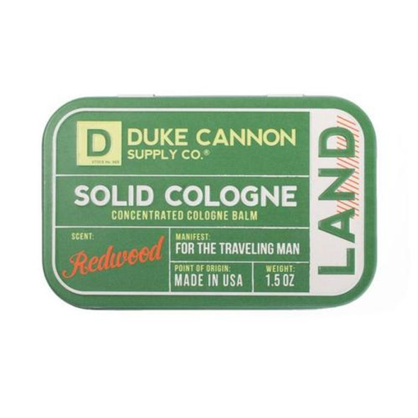 Land Redwood Scent Solid Cologne