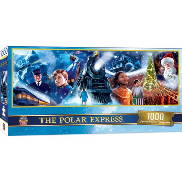 Polar Express Panorama Puzzle 1000 piece