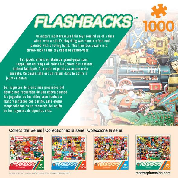 Flashbacks - Toyland 1000pc Puzzle