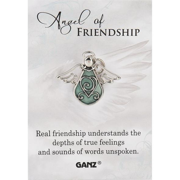 Angel of Friendship Pin