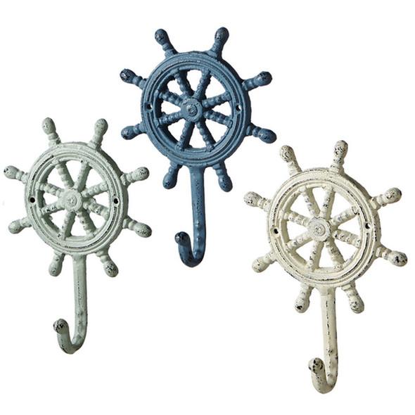 Ship Wheel Wall Hook