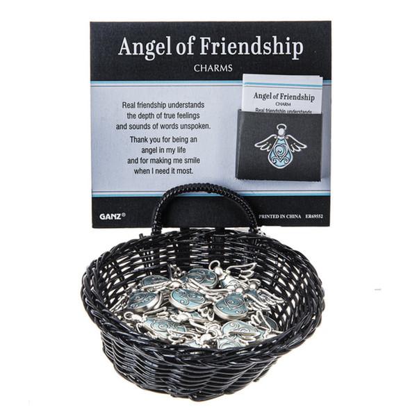 Angel of Friendship Pocket Charm