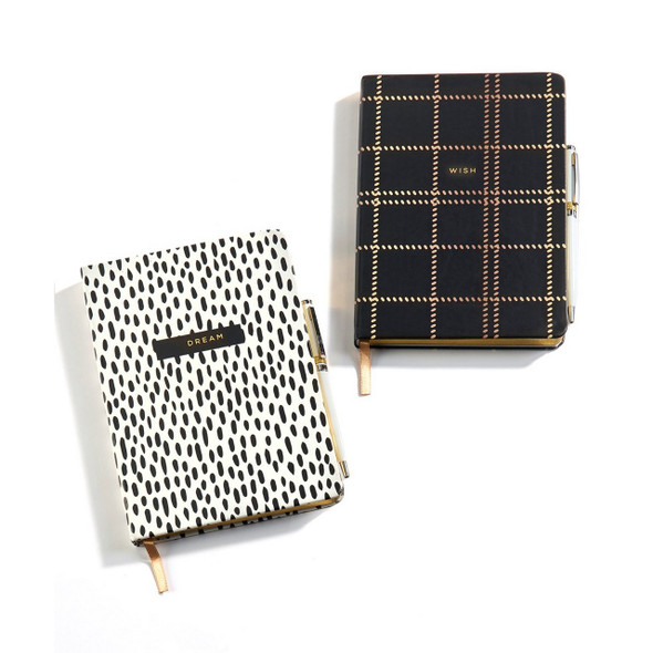 Motivational Notebook with Pen