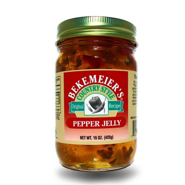 Bekemeier's Pepper Jelly 15 oz