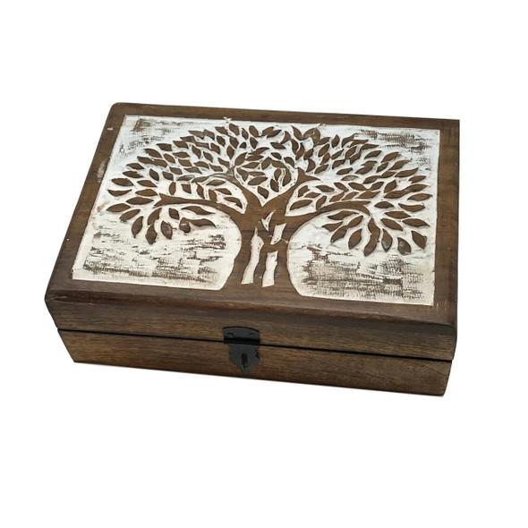 Shade Tree Table Box