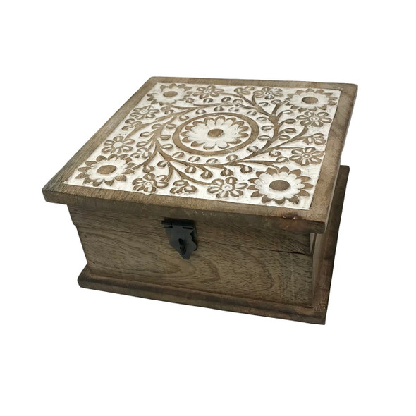 Flower Garden Table Box