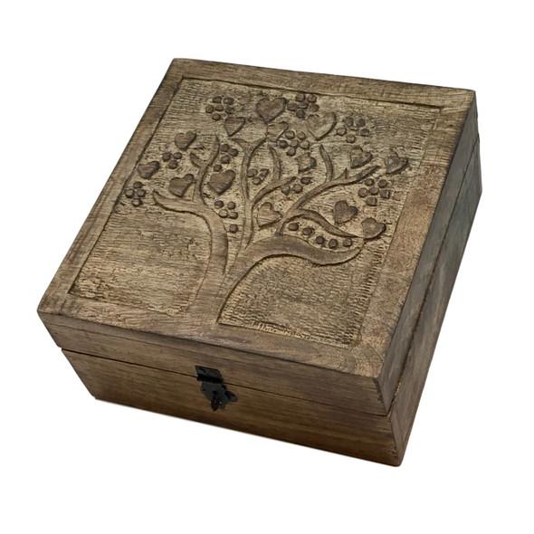 Tree of Love Table Box