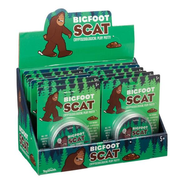 Bigfoot Scat Putty