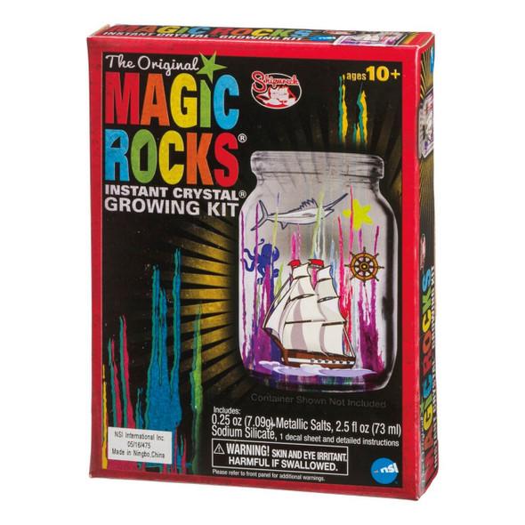 Magic Rocks Crystal Growing Kit