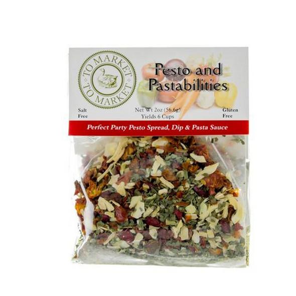 Pesto and Pastabilities Spice