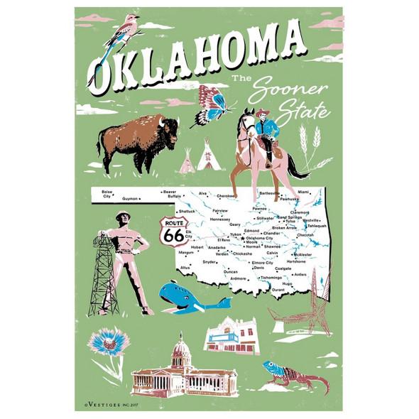 Oklahoma Towel