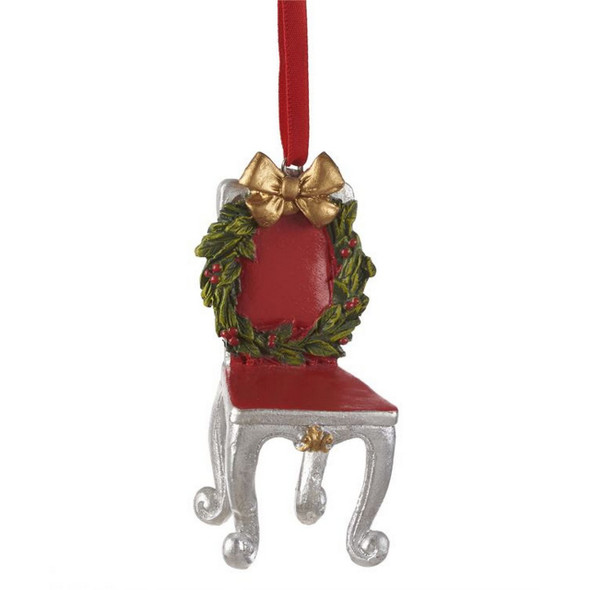 Christmas Chair Ornament