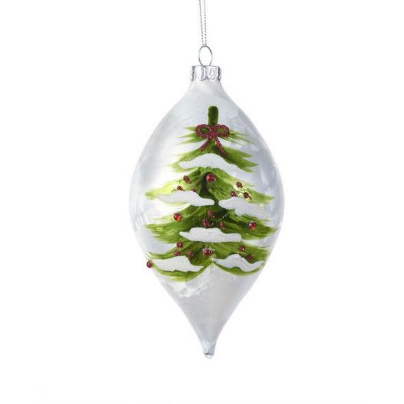 Finial Christmas Tree Ornament