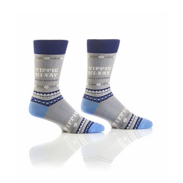 Yippee Holiday Crew Socks
