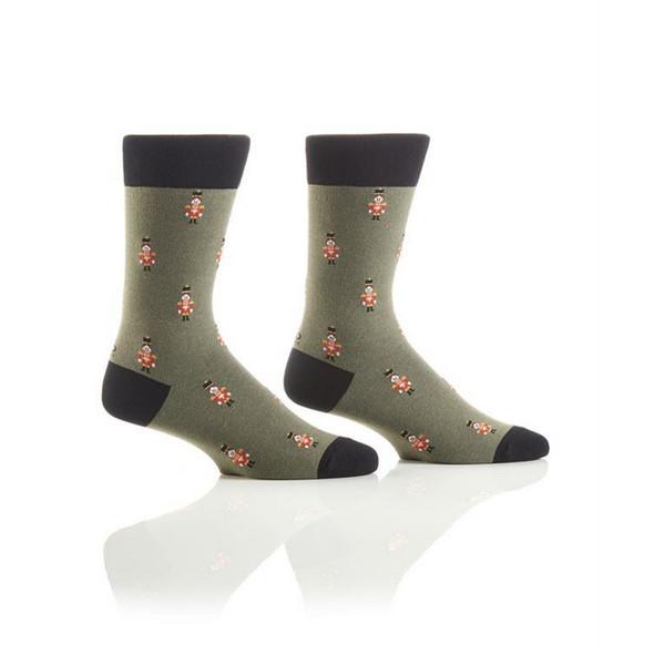 Nutcracker Holiday Crew Socks