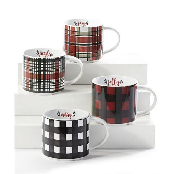 Ceramic Christmas Mug