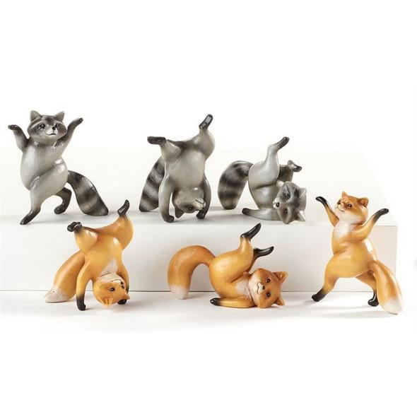 Tumbling Figurine Set