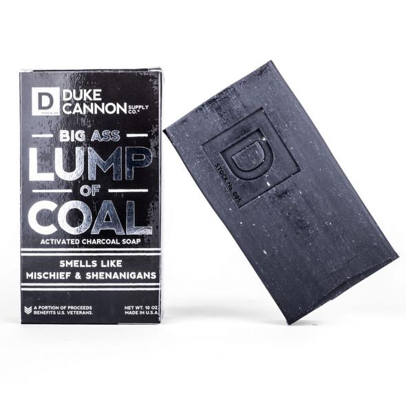 Duke Cannon Big Ass Lump of Coal Soap