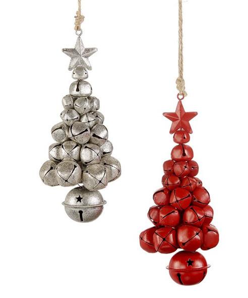 Bell Tree Design Ornament