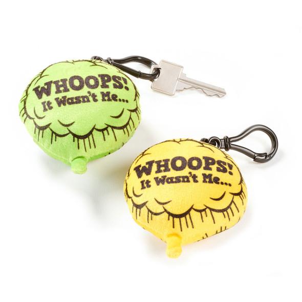 Whoopie Cushion Key Chain