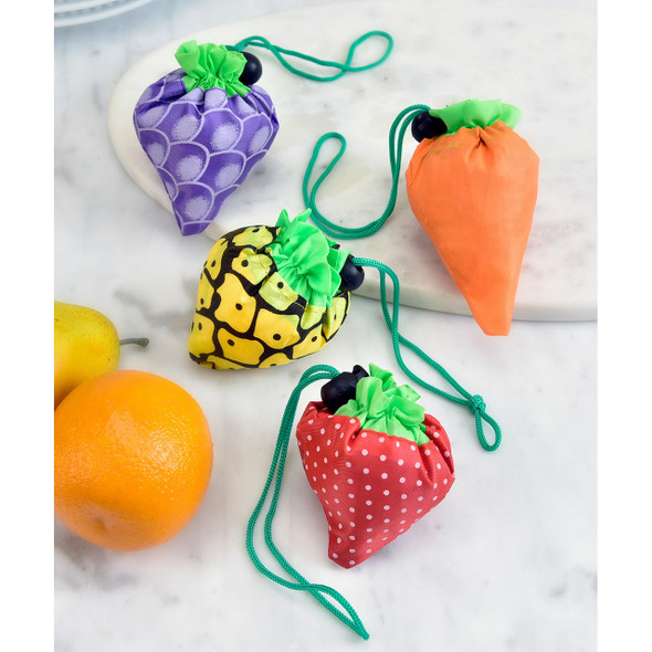 Fruit Design Shopping Tote