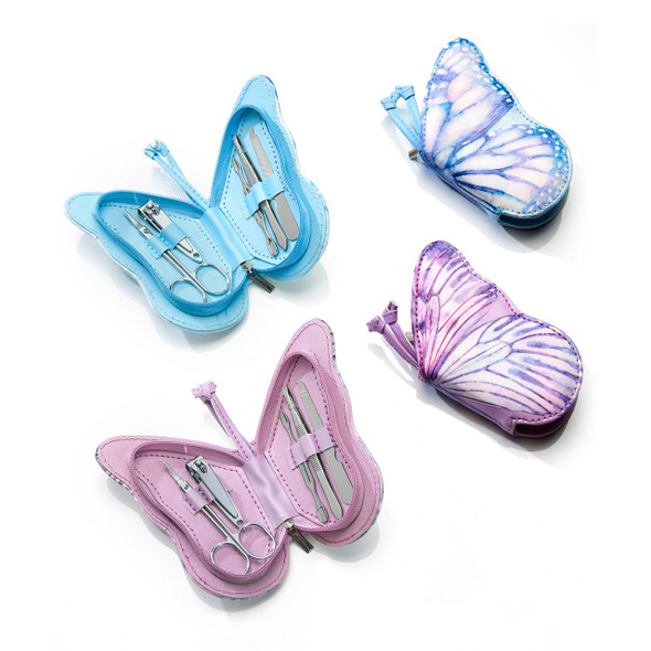Butterfly Manicure Set