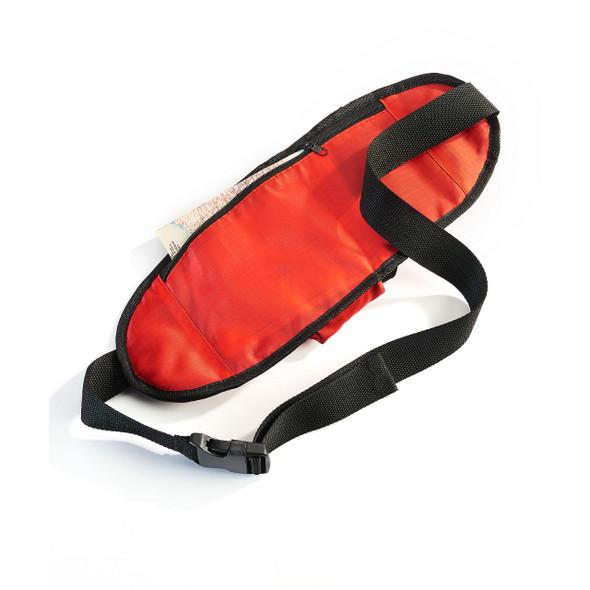 Red Travel Waist Bag