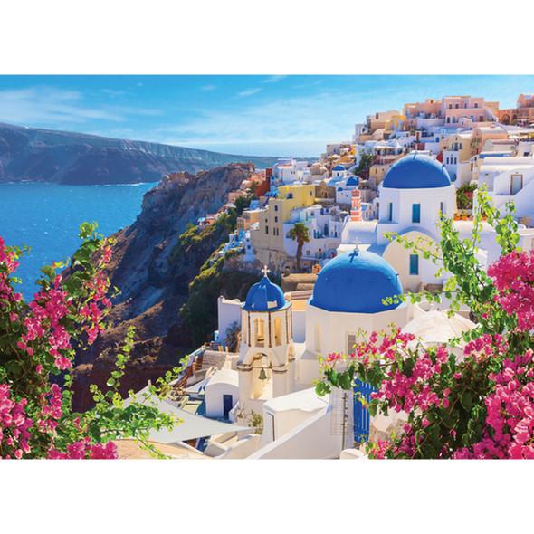 Shutterspeed - Santorini Spring - 1000 Piece Jigsaw Puzzle