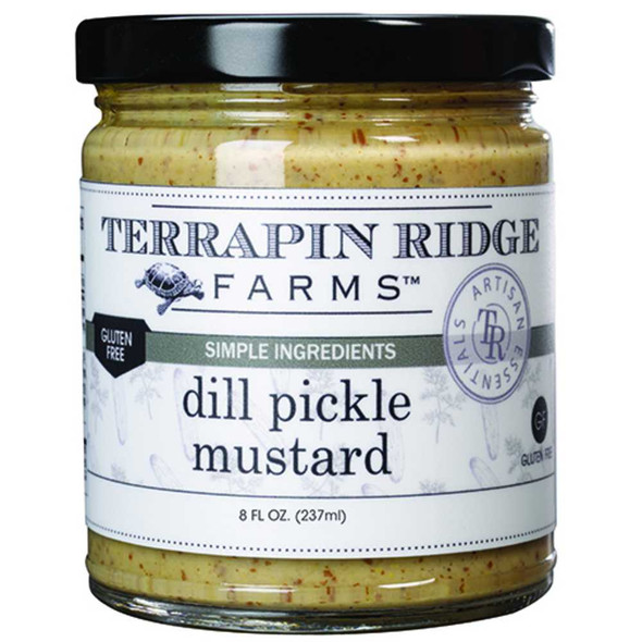 Dill Pickle Mustard Culinary Sauce & Salad Dressings The Nut House