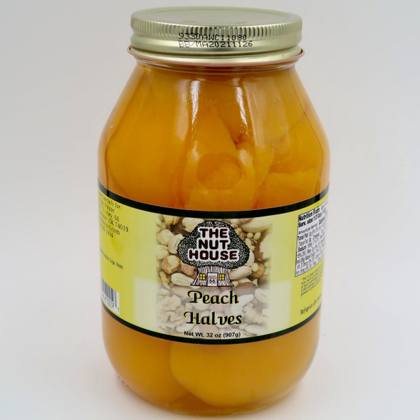 These classic, delicious peaches are great for serving as is, with ice cream or used in cobblers or pie. Ingredients: Peaches, sugar, water.