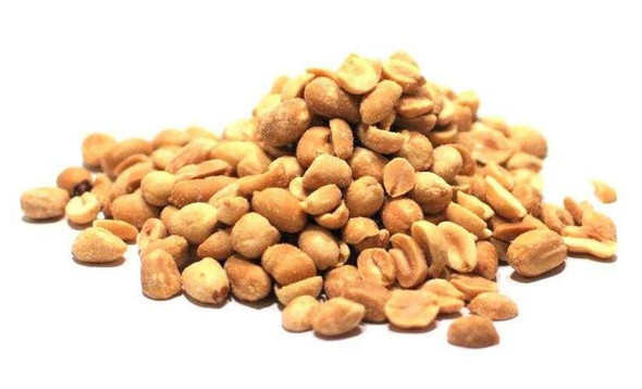 Roasted and Salted Peanuts 10 oz Salted & Spiced Peanuts The Nut House