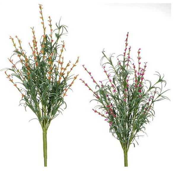 Assorted Berry Bush Pick Artificial Floral The Nut House